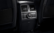 mercedes coupe feature - THERMOTRONIC climate control
