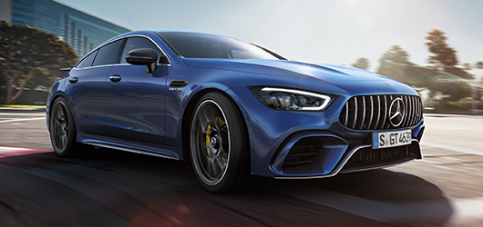 Mercedes-AMG Gt 63 S 4MATIC+ 4-Door Coupé