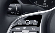 Mercedes benz c class features - Cruise Control