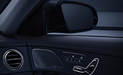 Mercedes S class features - Burmester Sound System
